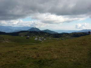 Pohod na veliko planino