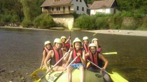 Šport za sprostitev – veslanje