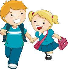Prvi šolski dan – prvošolci