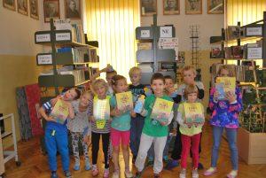 Obisk šolske knjižnice ob Bevkovem dnevu